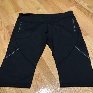 Fabletics crop pants xl